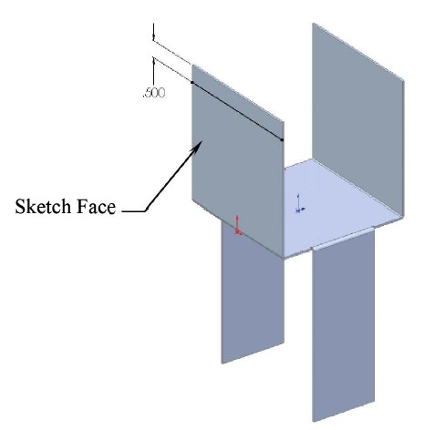 sketch bend